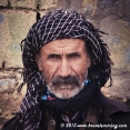 Kurdish old man