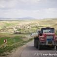 On the road in Kurdistan