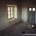 In an abandonned mud house