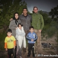 An evening with a family near Arak