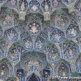 Mesmerizing Mosaics of the Imam Mosque of Esfahan