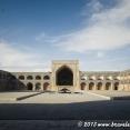 Courtyard of the Jameh Mosque of Esfahan