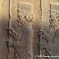 Carvings in Persepolis