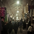 In the bazaar of Shiraz