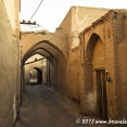In the streets of Yazd