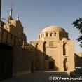 Near Alexander's Prison in Yazd