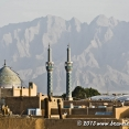 A mosque in Yazd