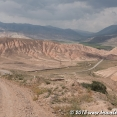 The valley we will follow to Song Kul Lake