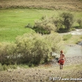Many times a day, we went to the river to fetch water for Bobdie...