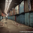 Dordoy Bazaar is the largest market in Central Asia. It has about 40000 shops in containers...