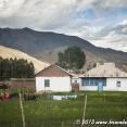Kyrgyz village