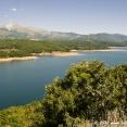 The lake of Debar