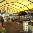 Market in Ohrid