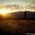 Sunset in Macedonia