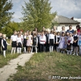 With a primary school in Moldova