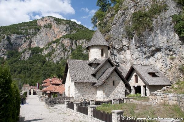 Kumanica Monastery