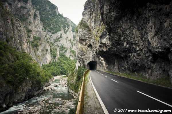 Cycling in Montenegro