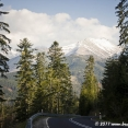 Mountains on the way to Zakopane