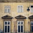 Facade in Krakow