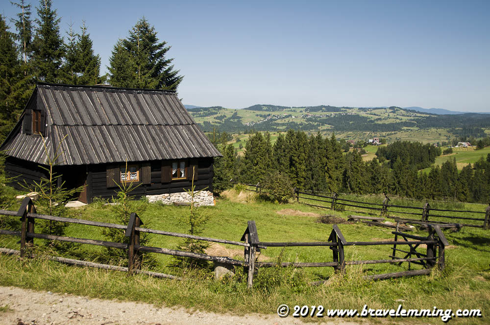 Hiking And Cycling In The Polish Tatras Brave Lemming