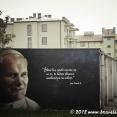 Street Art - Jan Pawel II