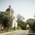 In Krzywcza village near Przemysl