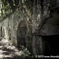 Exploring forts from the WWI near Przemysl