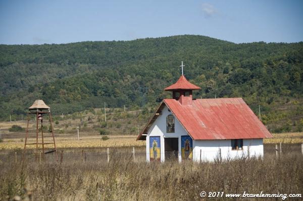 Chapel in Transylvania