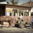 In a village of Southern Romania