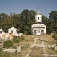 Church in southern Romania