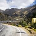 Choosing the hardest option to cross the Carpathians :-)