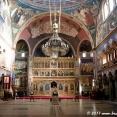 Church in Sibiu, in Transylvania