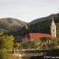 Church near Zlatna