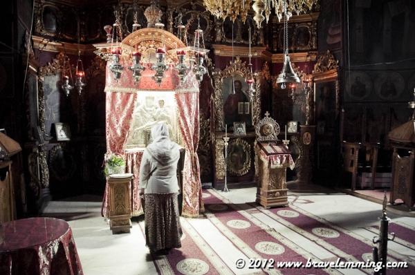Bistrita Orthodox Monastery