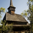 Traditional wooden church of Maramures