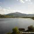 Lake near Piatra Neamt