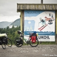 Cycling in Mokra Gora, the rainy mountain