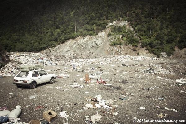 Garbage...