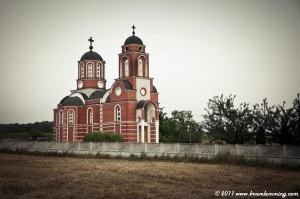 Orthodox Church on the Road