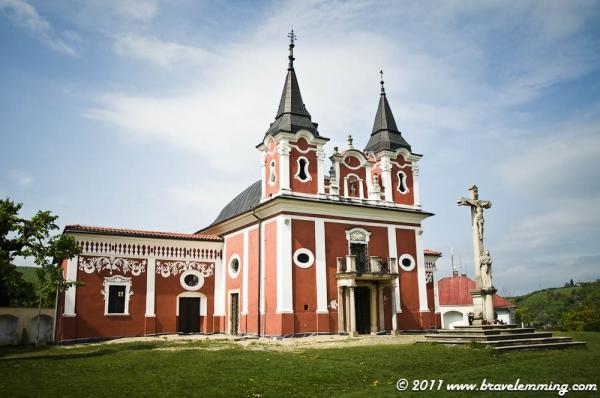 Church in Prešov