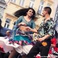 Gypsy dance in Košice