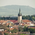 Panorama over Prešov