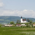 A village of central Slovakia