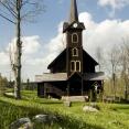 Javorina's Church in the Tatras