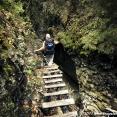 Hicking in Slovensky Raj