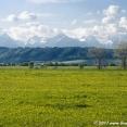High Tatras from Hrabišice