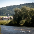 Along Orava river