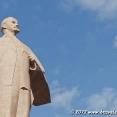 Statue of Lenin in Tiraspol
