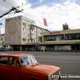 In the street of the Tiraspol