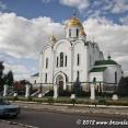 An Orthodox church in Tiraspol